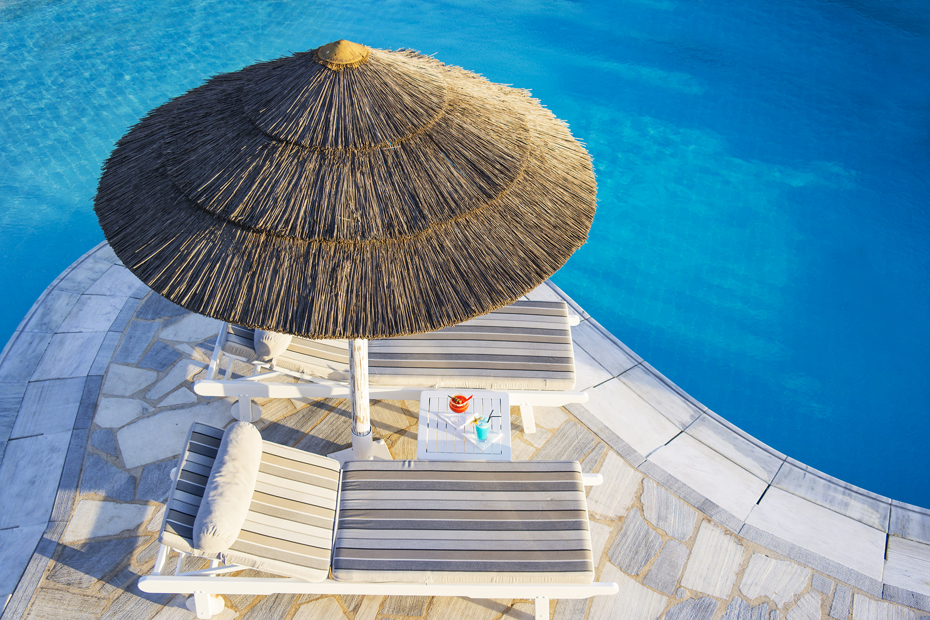 Hermes Mykonos Hotel - Exterior View