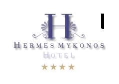 Hermes Mykonos Hotel | Logo