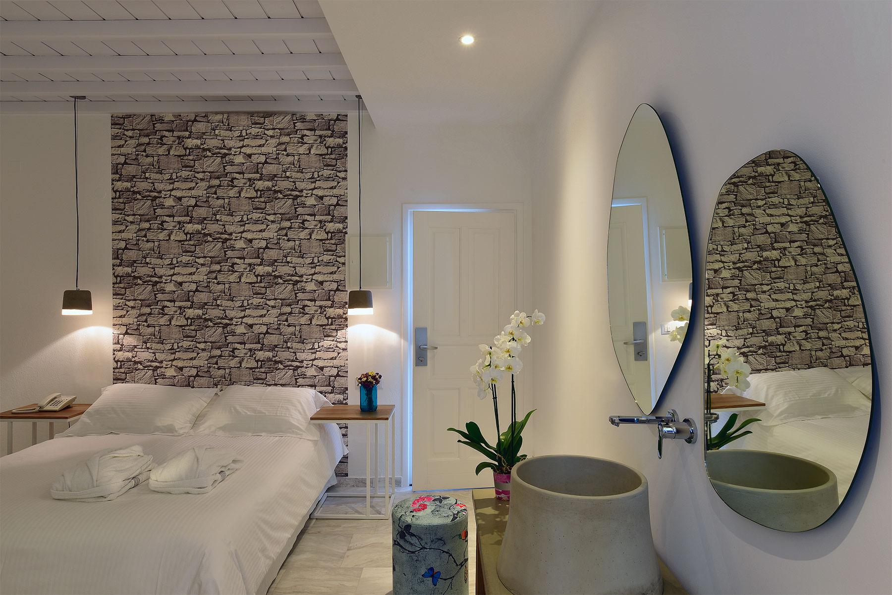 Hermes Mykonos | Standard Suite Surrounding View