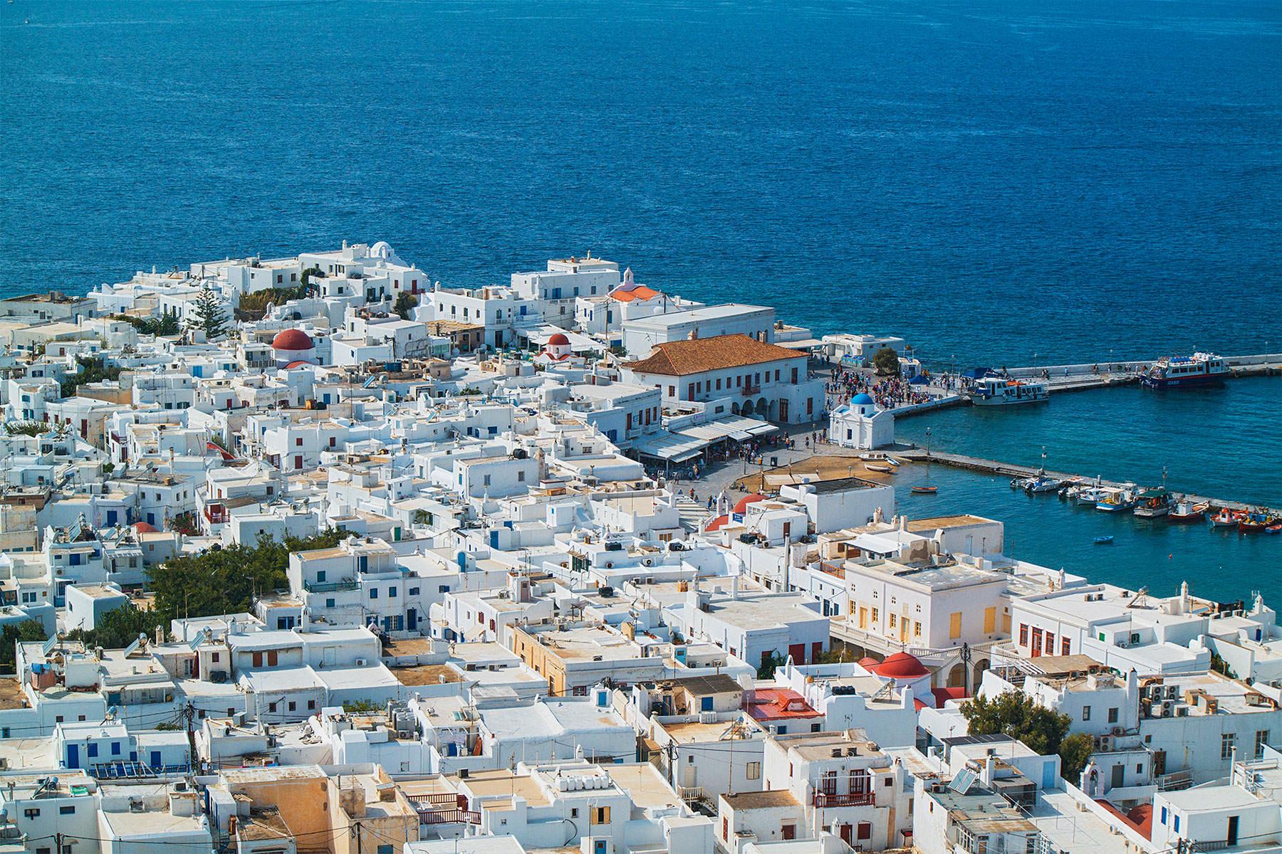Hermes Mykonos | Mykonos Island