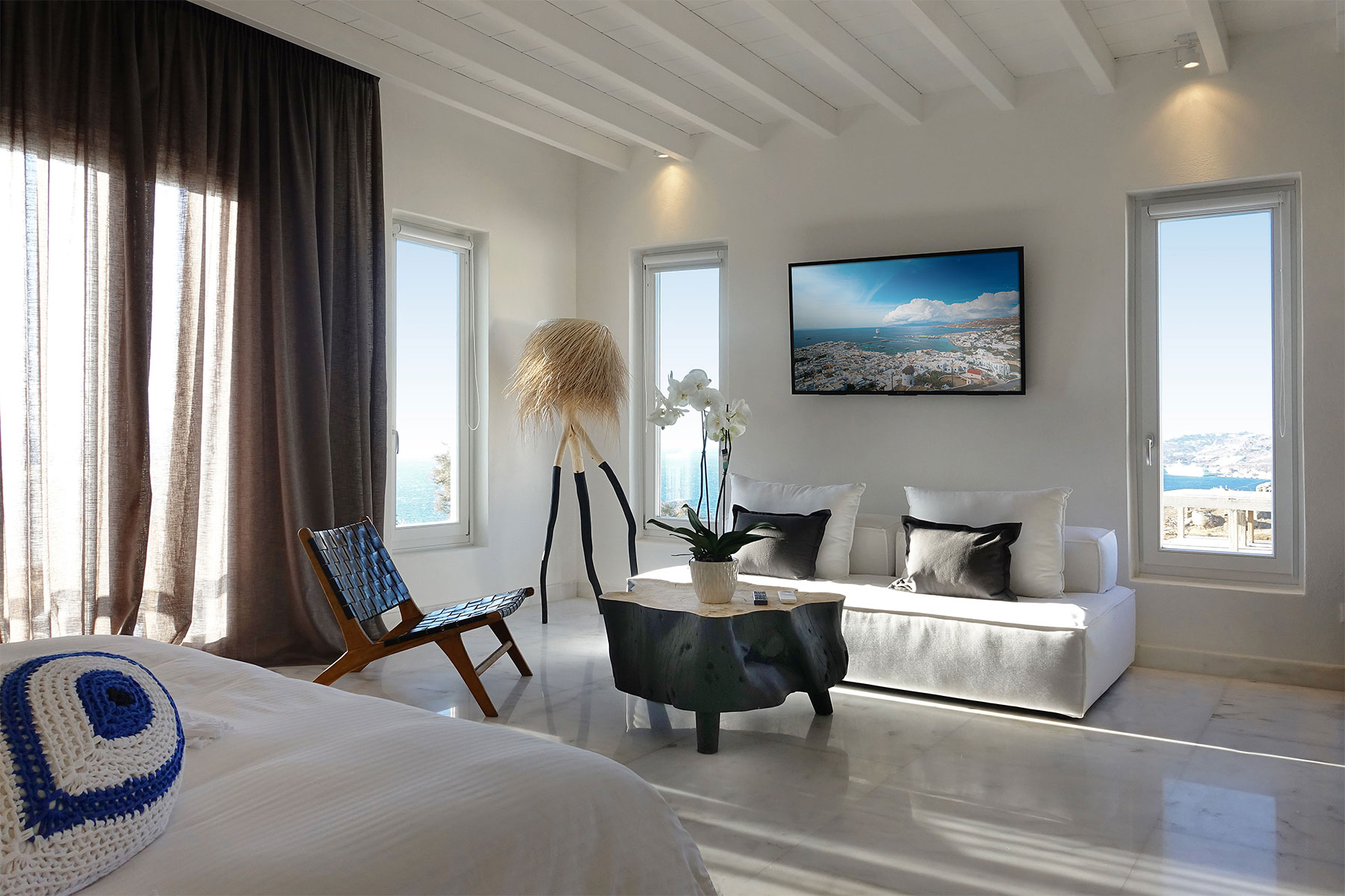 Hermes Mykonos | Junior Suite